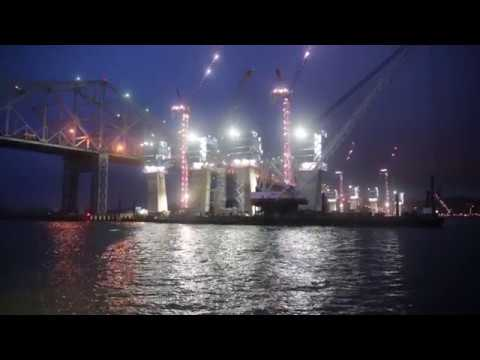 The New NY Bridge: A Carpenter's Story [Theatrical Trailer]