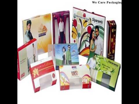 Printed Box for Industrial Company Packaging for there Product with Advertising Industrial Product