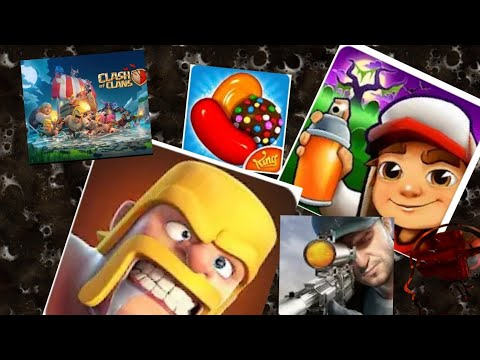 How To Hack Clash  Of Clans And Any Game In Android (1 Minute )