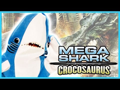Mega Shark vs. Crocosaurus (Shark Cinema)