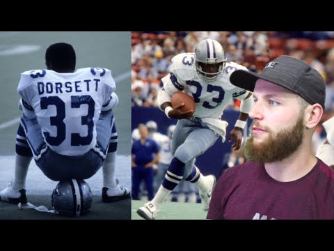 Rugby Player Reacts to TONY DORSETT #77 The Top 100 NFL's Greatest Players!