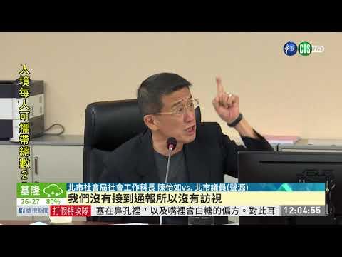 養護所燒出漏洞! 議員提吹哨者條款| 華視新聞 20200924 - YouTube