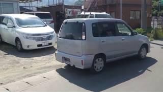 Видео-тест автомобиля Nissan Cube (AZ10-314437 2002г)