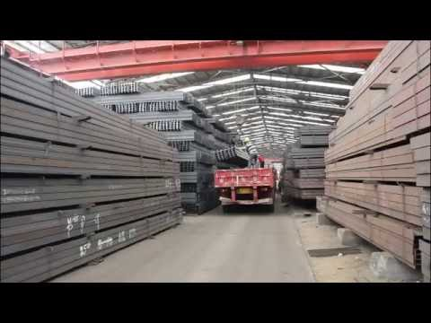 Top King Angle Steel and H Beam Steel Factory