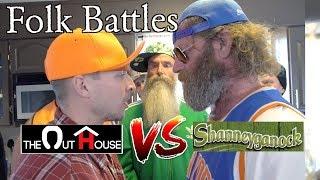 Newfoundland Rap Battle With Shanneyganock