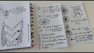 Rundpassenpullover berechnen, stricken und Muster designen