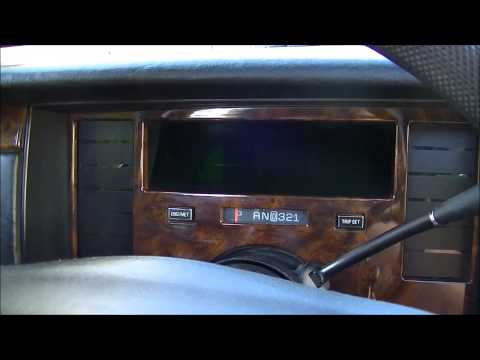 How to repair a turn signal socket on a 95 cadillac fleetwood