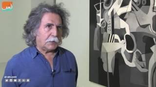 """ثقافة  """"أنا الصرخة"""".. فنان عراقي يرثي بلاده"""
