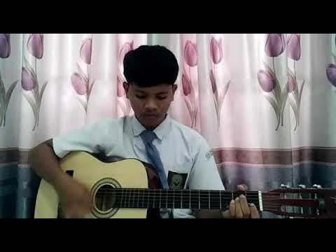 Lagu Perpisahan sekolah | Angel 9 Band - masa SMA (cover gitar)