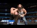 John Cena Luke Harper vs. Bray Wyatt Randy Orton SmackDown LIVE, Jan. 31, 2017