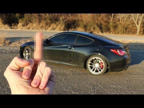 Why I HATE My Boosted 3.8 Genesis Coupe
