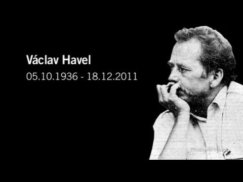 Vaclav Havel an amazing human rights leader