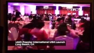 UNO Premier featured in The Filipino Channel
