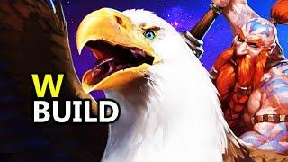 ♥ Falstad Lightning Rod Build - Heroes of the Storm (HotS Gameplay)
