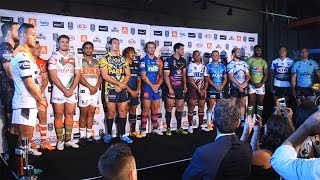 2017 Auckland Nines jerseys unveiled