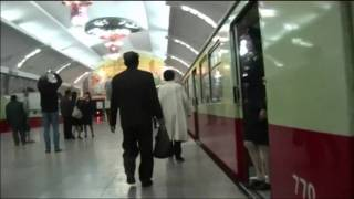 DPRK / Pyongyang Metro