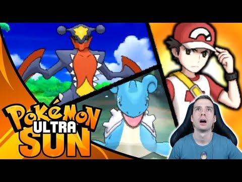 VERY TOUGH BATTLE VS RED! Pokemon Ultra Sun Let's Play Walkthrough Episode 59