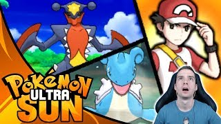 VERY TOUGH BATTLE VS RED! Pokemon Ultra Sun Let