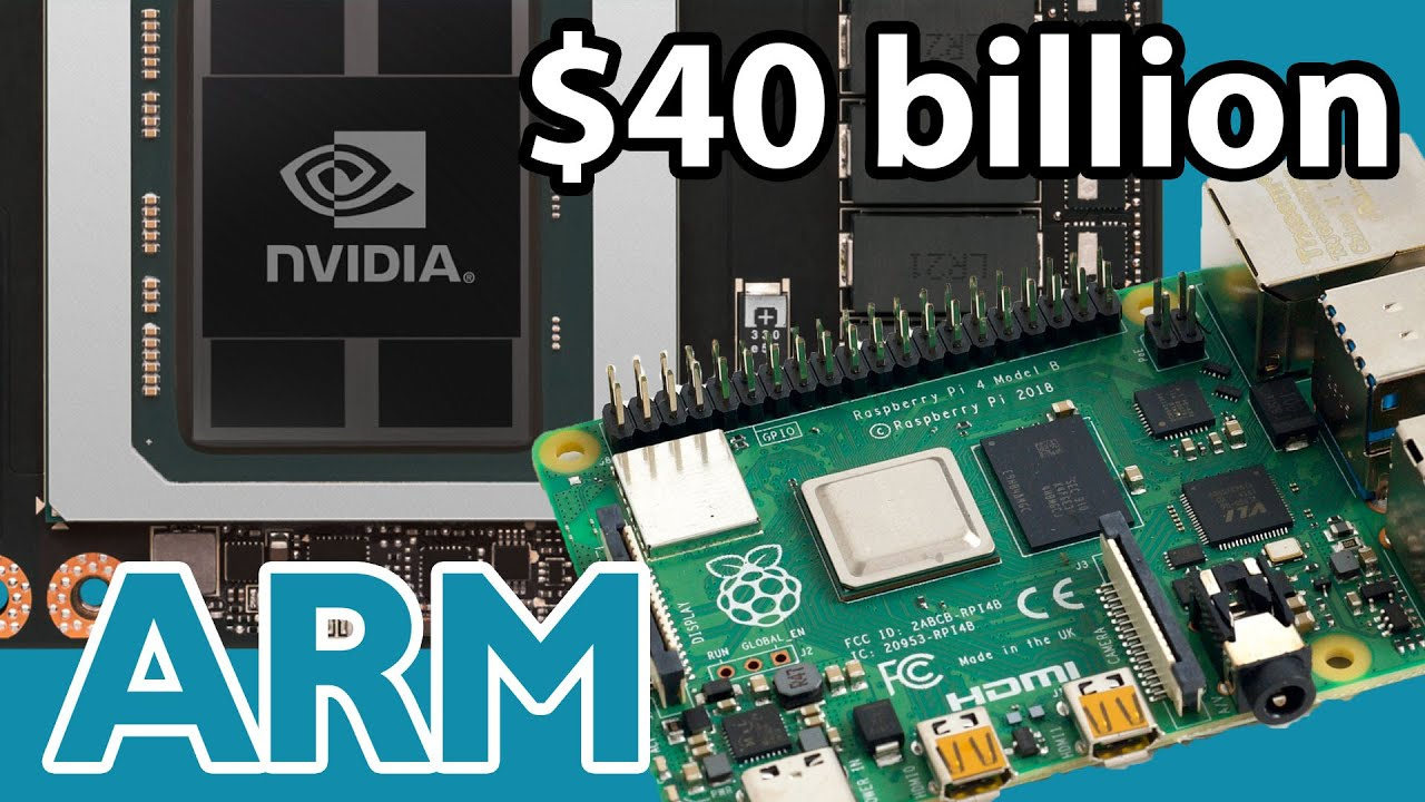 How Nvidia's purchase of Arm could open new markets