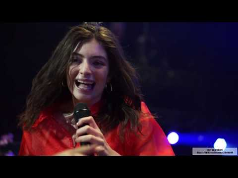 Lorde - Team (Melodrama World Tour, Vancouver)