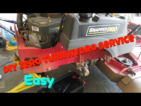 Repeat Gravely Pro Turn 160 Commercial XDZ Transmission