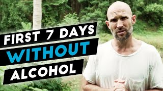 What Happens In The First 7 - 10 Days After You Quit Drinking Alcohol