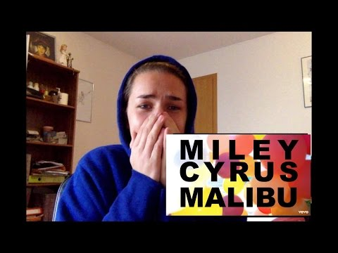 MALIBU - MILEY CYRUS (LIVE FAN REACTION)