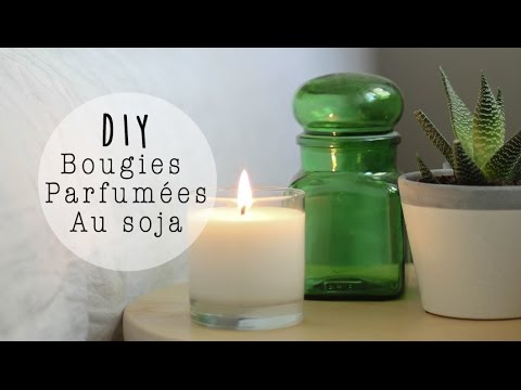 diy bougie v g tale au soja parfum e natural soya scent candle mamzelle emie youtube. Black Bedroom Furniture Sets. Home Design Ideas