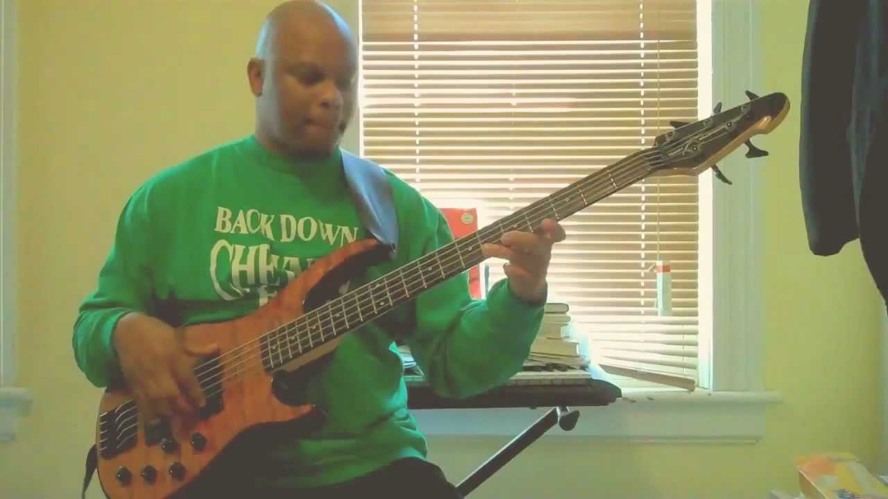 Ltd Holding On When Love Is Gone Bass Cover By Bsmooth