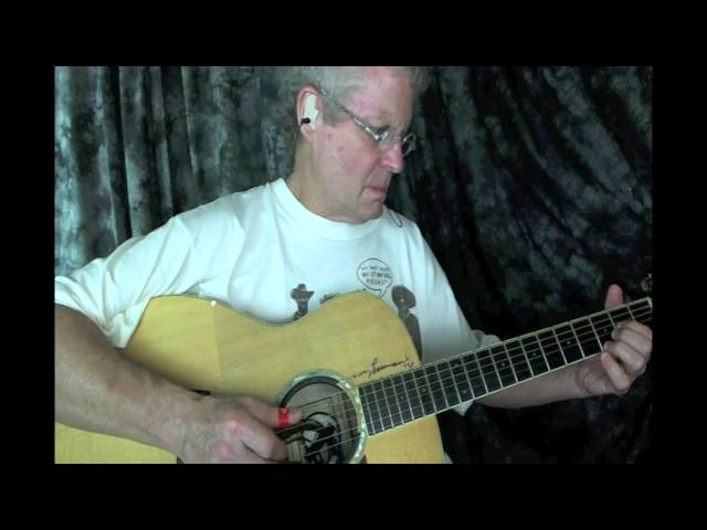Jack Rabbit - Original acoustic fingerstyle composition, Americana