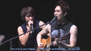 CNBLUE's ad lib song from their Come On 2012 Tour at Saitama about ...