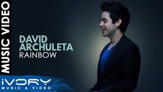 Repeat youtube video David Archuleta - Rainbow (Official Music Video)