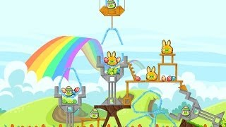 Angry Birds Friends Easter Tournament Level 5 | Week 100 | April 14th 2014