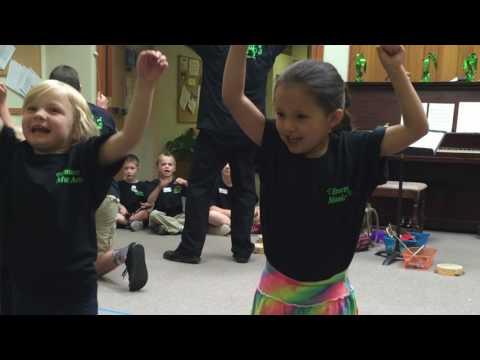 La Grande Summer Music Camp - Dancing & Movement