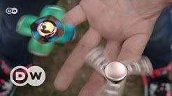 Der Meister des Fidget Spinners   DW Deutsch
