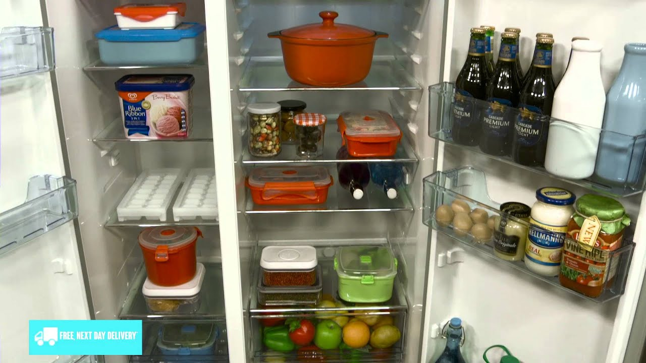 haier hsbs628as 629l side by side fridge appliance. Black Bedroom Furniture Sets. Home Design Ideas