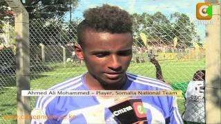 Football Taking Shape In Somalia