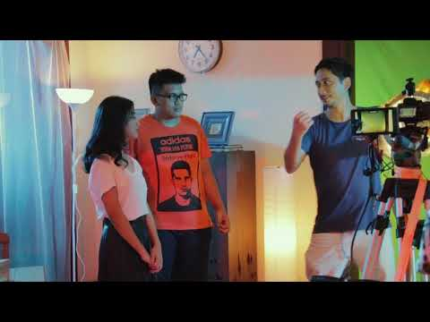 Rahmania Astrini - Menua Bersama - Behind The Scenes