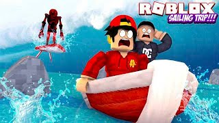 ROBLOX - JACKS FIRST CAMPING TRIP!!!