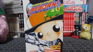 Обложка на видео о Reseña Manga  