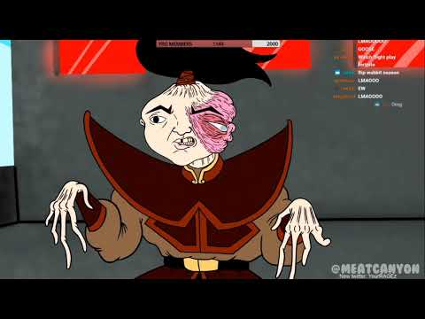 YourRAGE Reacts to MeatCanyon Videos And Gets Creeped Out By Zuko (Power Puff, Pinocchio, & Avatar)