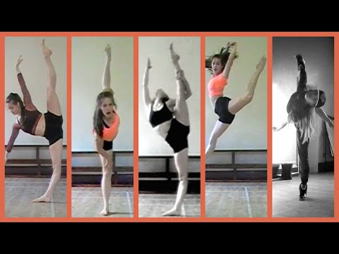 Dance Showreel - Tatiana Rooney [performing artist: London/Barcelona]
