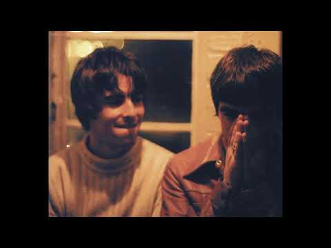 Oasis ~ I Hope I Think I Know (Hazed Mix) Liam & Noel Vocals