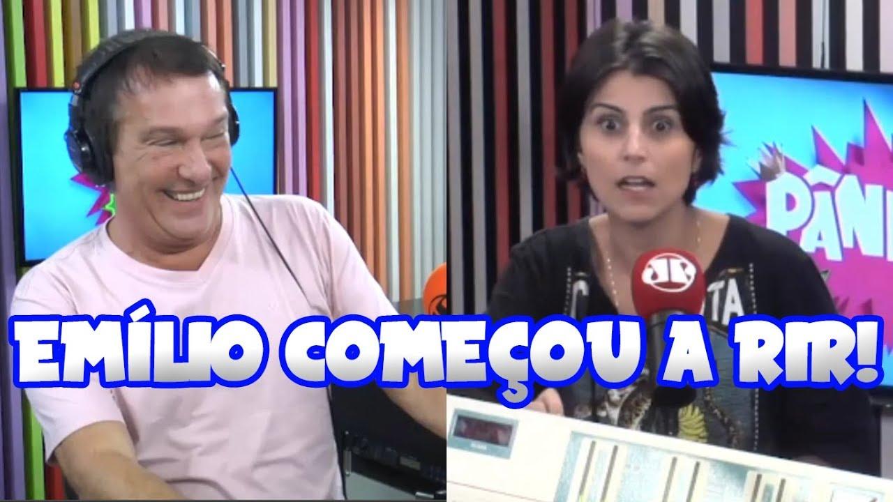 MANUELA D'ÁVILA FOI DEFENDER O LULA E PASSOU VERGONHA NO PÂNICO! - Pânico 2019 - EP. 37