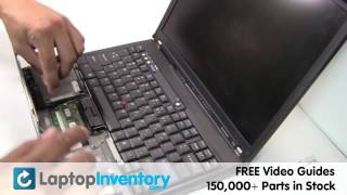 IBM Lenovo T60 T61 RAM Memory Replacement Upgrade- Install, Replace - Laptop Notebook 2GB 4GB
