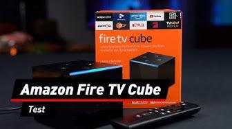 Amazon Fire TV Cube im ausführlichen Test | deutsch