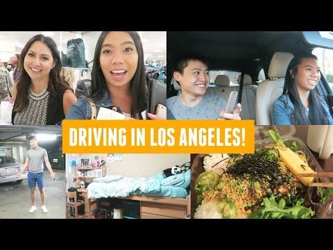 Intern Queen LA Party, Poke & Driving in Los Angeles!