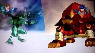 Обзор игры Bakugan battle brawlers (Wii) .MOV