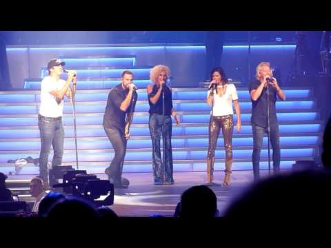 Luke Bryan w/Little Big Town ~ Kill The Lights Tour 2016 ~ Phoenix, AZ ~ 9/22/16