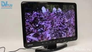 Eplutus EP-1608 - обзор Full HD телевизора с DVD